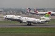 9G-ANA, McDonnell Douglas DC-10-30, Ghana Airways