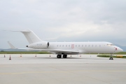 9H-OVB, Bombardier Global 5000, Private