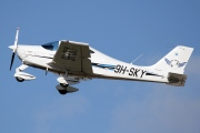 9H-SKY, Tecnam P2002 JF, Private