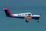 9H-SNT, Piper PA-28-R-180 Arrow, European Pilot Academy