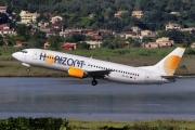 9H-ZAZ, Boeing 737-400, Air Horizont