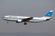 9K-AMB, Airbus A300B4-600R, Kuwait Airways