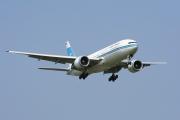 9K-AOB, Boeing 777-200ER, Kuwait Airways