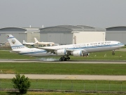 9K-GBA, Airbus A340-500, State of Kuwait