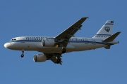 9K-GEA, Airbus A319-100CJ, State of Kuwait