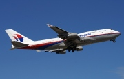 9M-MPB, Boeing 747-400, Malaysia Airlines