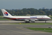 9M-MPP, Boeing 747-400, Malaysia Airlines