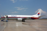 9M-MQQ, Boeing 737-400, Malaysia Airlines