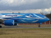 9M-MRD, Boeing 777-200ER, Malaysia Airlines
