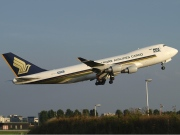 9V-SFG, Boeing 747-400F(SCD), Singapore Airlines