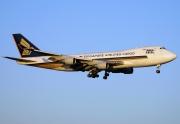 9V-SFP, Boeing 747-400F(SCD), Singapore Airlines Cargo