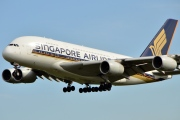 9V-SKE, Airbus A380-800, Singapore Airlines