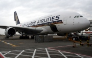 9V-SKF, Airbus A380-800, Singapore Airlines