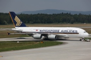 9V-SKG, Airbus A380-800, Singapore Airlines