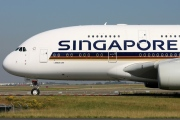 9V-SKH, Airbus A380-800, Singapore Airlines