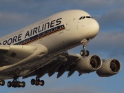 9V-SKK, Airbus A380-800, Singapore Airlines
