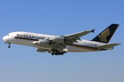 9V-SKN, Airbus A380-800, Singapore Airlines
