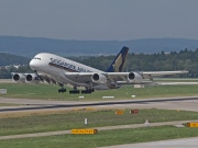 9V-SKP, Airbus A380-800, Singapore Airlines