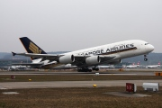 9V-SKQ, Airbus A380-800, Singapore Airlines