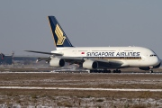 9V-SKR, Airbus A380-800, Singapore Airlines