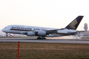 9V-SKS, Airbus A380-800, Singapore Airlines