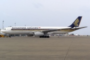 9V-STQ, Airbus A330-300, Singapore Airlines