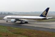 9V-SVF, Boeing 777-200ER, Singapore Airlines