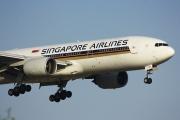 9V-SVH, Boeing 777-200ER, Singapore Airlines