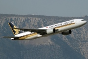 9V-SVN, Boeing 777-200ER, Singapore Airlines