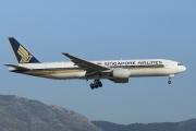 9V-SVO, Boeing 777-200ER, Singapore Airlines