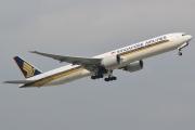 9V-SWL, Boeing 777-300ER, Singapore Airlines