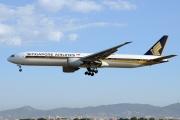 9V-SWQ, Boeing 777-300ER, Singapore Airlines