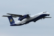 9XR-WL, De Havilland Canada DHC-8-400Q Dash 8, Rwandair