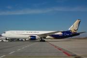 A4O-GS, Boeing 767-300ER, Gulf Traveller