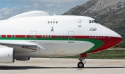 A4O-SO, Boeing 747-SP, Oman Royal Flight