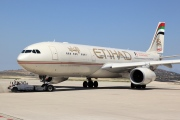 A6-AFD, Airbus A330-300, Etihad Airways
