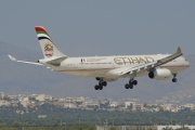 A6-AFE, Airbus A330-300, Etihad Airways