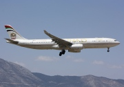 A6-AFF, Airbus A330-300, Etihad Airways