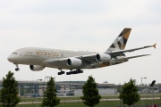 A6-APB, Airbus A380-800, Etihad Airways