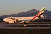 A6-EAB, Airbus A330-200, Emirates