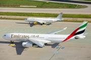 A6-EAD, Airbus A330-200, Emirates