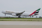 A6-EAR, Airbus A330-200, Emirates