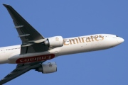 A6-EBJ, Boeing 777-300ER, Emirates