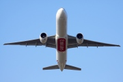 A6-EBR, Boeing 777-300ER, Emirates