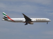A6-EBY, Boeing 777-300ER, Emirates