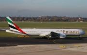 A6-ECE, Boeing 777-300ER, Emirates
