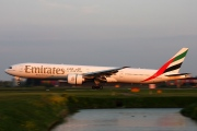 A6-ECP, Boeing 777-300ER, Emirates