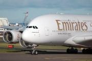 A6-EDE, Airbus A380-800, Emirates