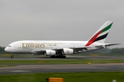 A6-EDR, Airbus A380-800, Emirates