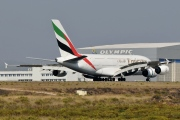 A6-EDS, Airbus A380-800, Emirates